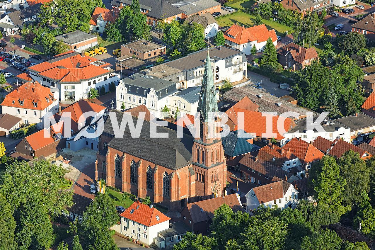 Am Klosterplatz Luftbild
