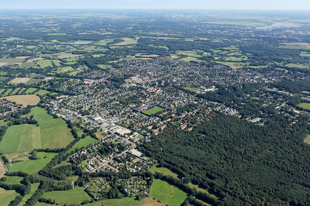 Luftaufnahme Luftbild Schwanewede