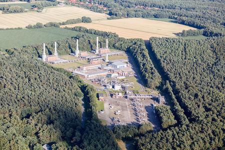 Luftaufnahme Storengy Deutschland