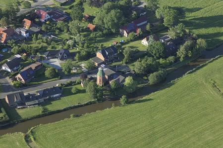 Luftaufnahme Zur alten Mühle
