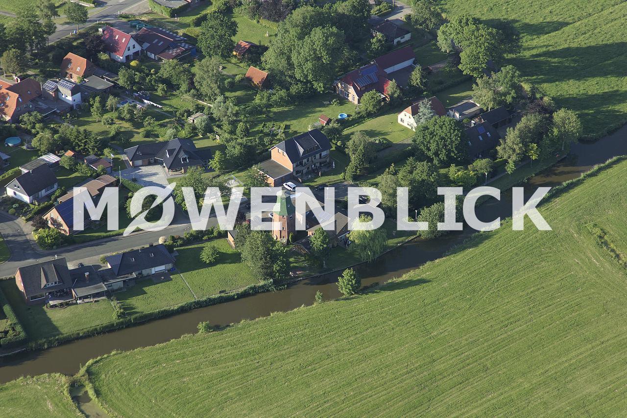 Zur alten Mühle Luftbild