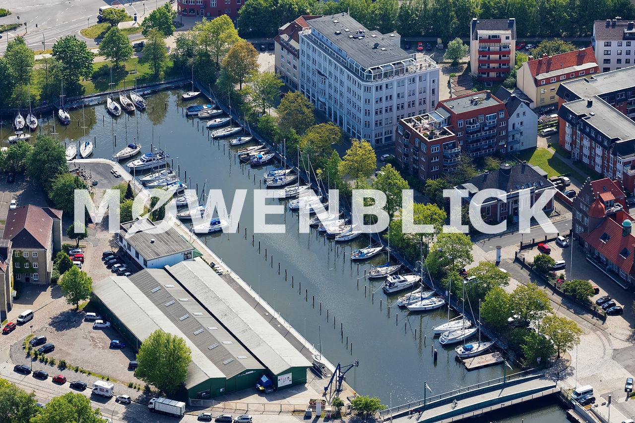 Weser Yacht Club e.V. Luftbild