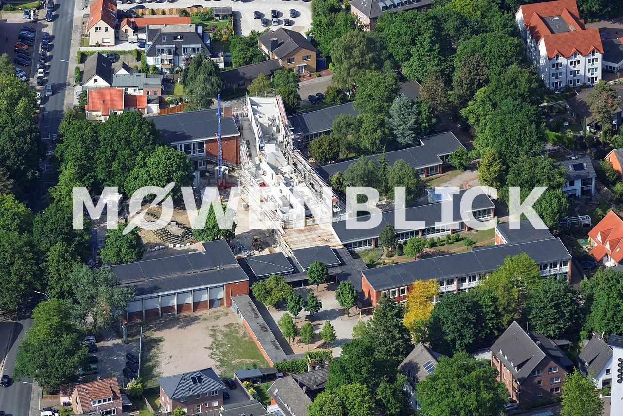 Grundschule Kreyenbrück Luftbild