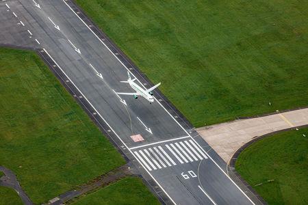 Luftaufnahme Flughafen Bremen