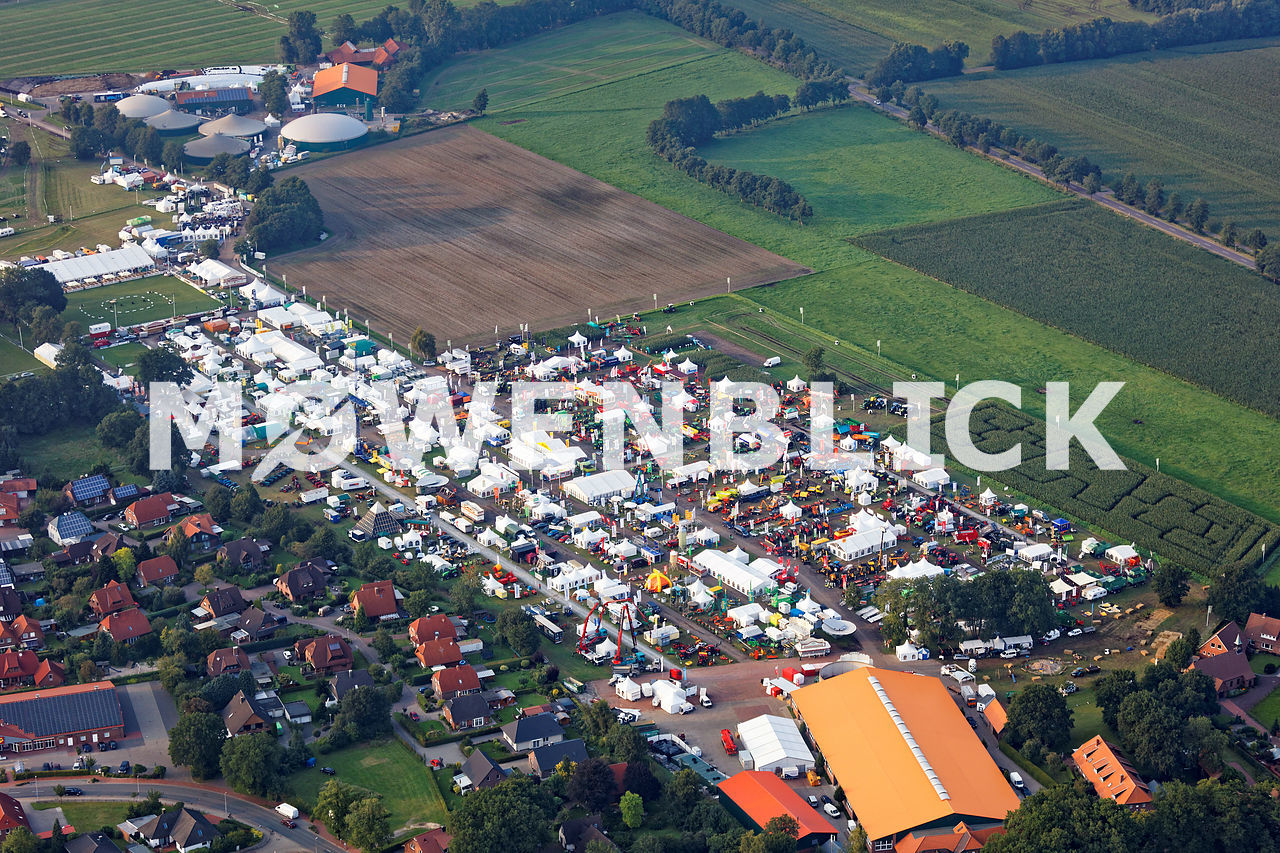 Landtage Nord 2015 Luftbild