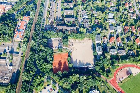 Sportplatz Universität