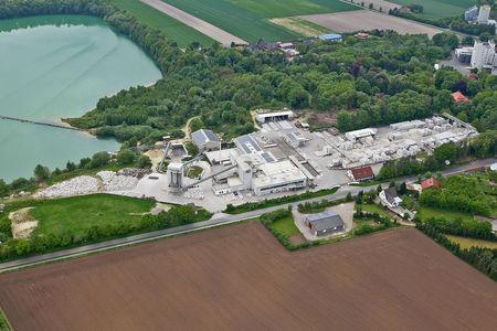 Luftaufnahme Höltinghauser Industriewerke