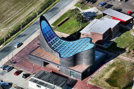 Luftaufnahme St. Marien