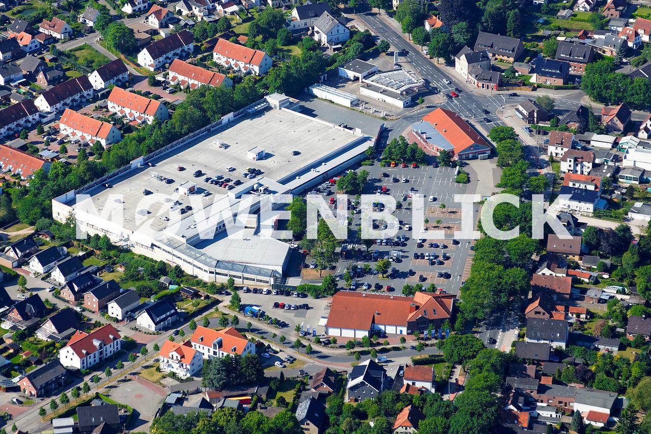 Kaufland Luftbild