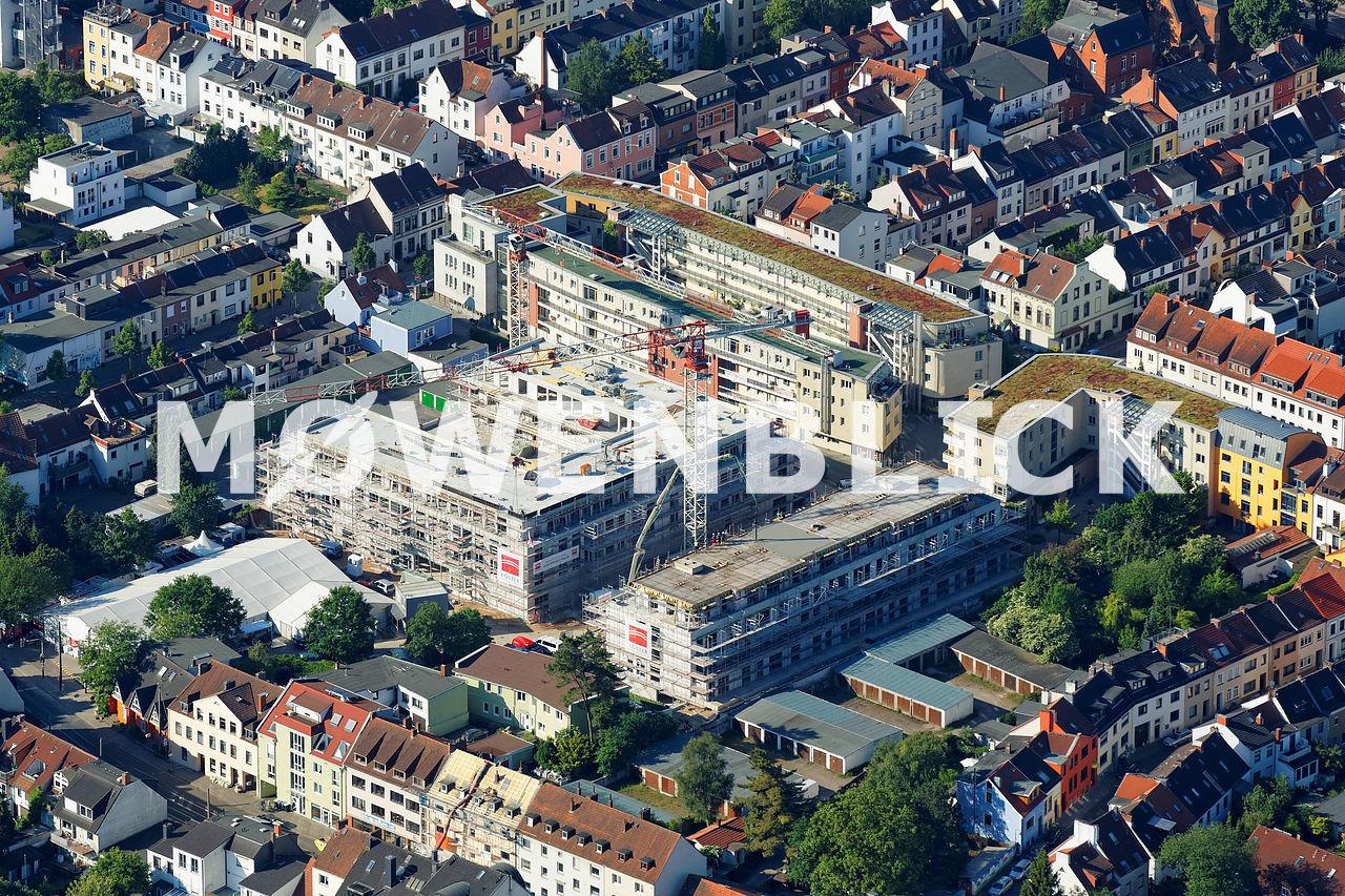 Bruchstraße Luftbild