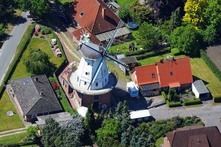 Luftaufnahme Museum