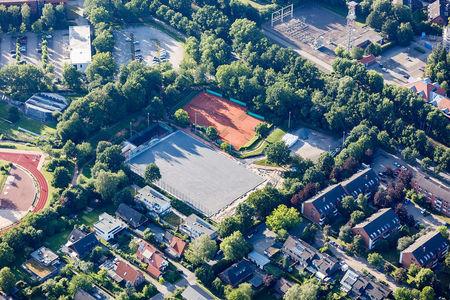 Uni Sportplatz
