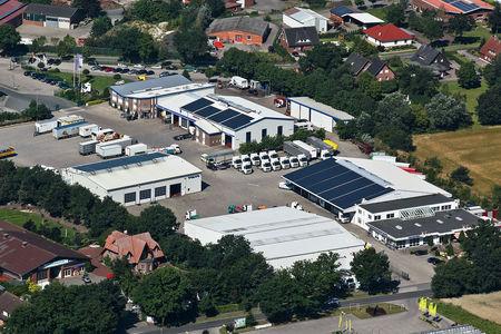 Luftaufnahme Aschwege & Tönjes