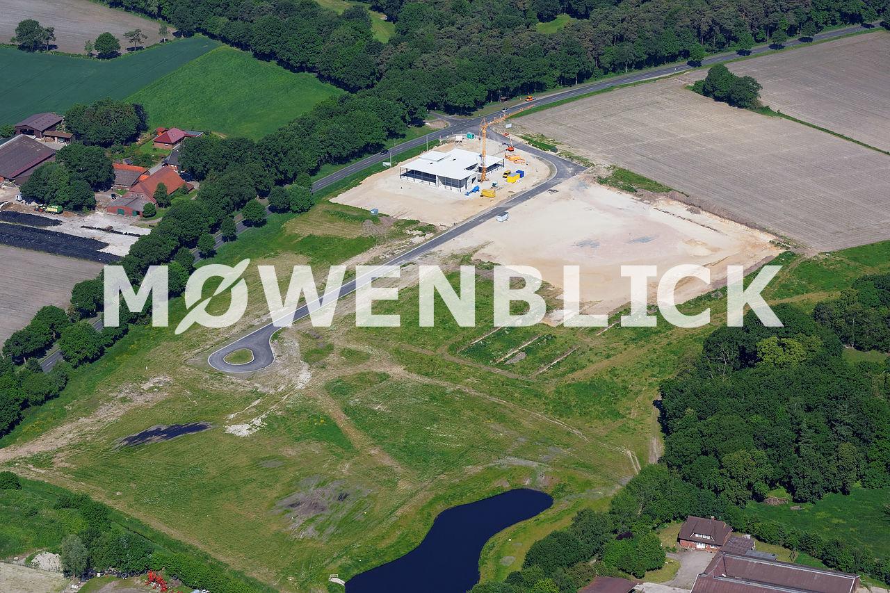 Industriepark Liethe Luftbild