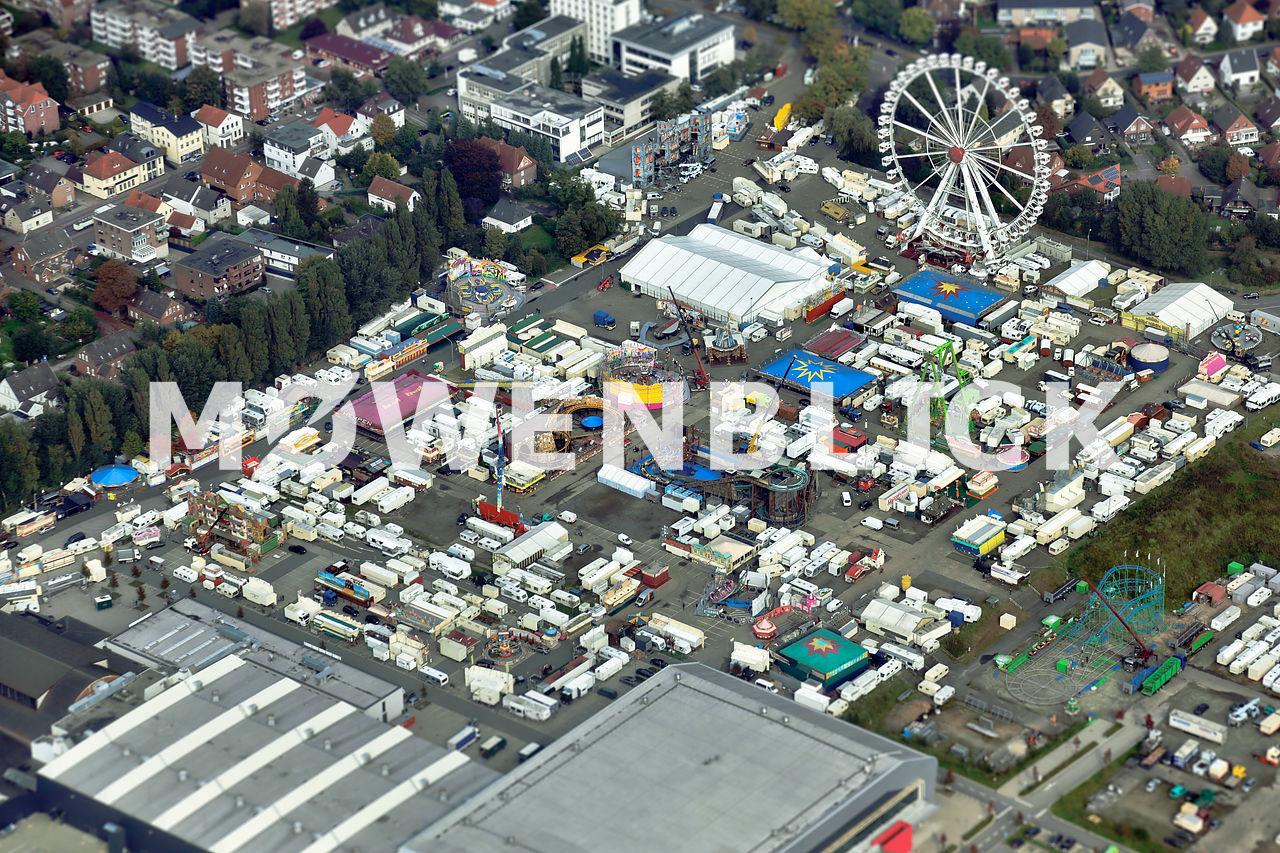 Kramermarkt 2017 Luftbild