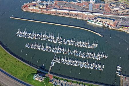 Segelboothafen