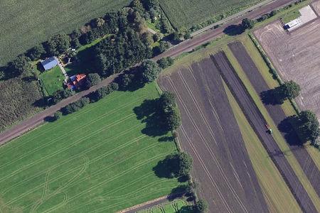 Luftaufnahme Senkrechtaufnahme
