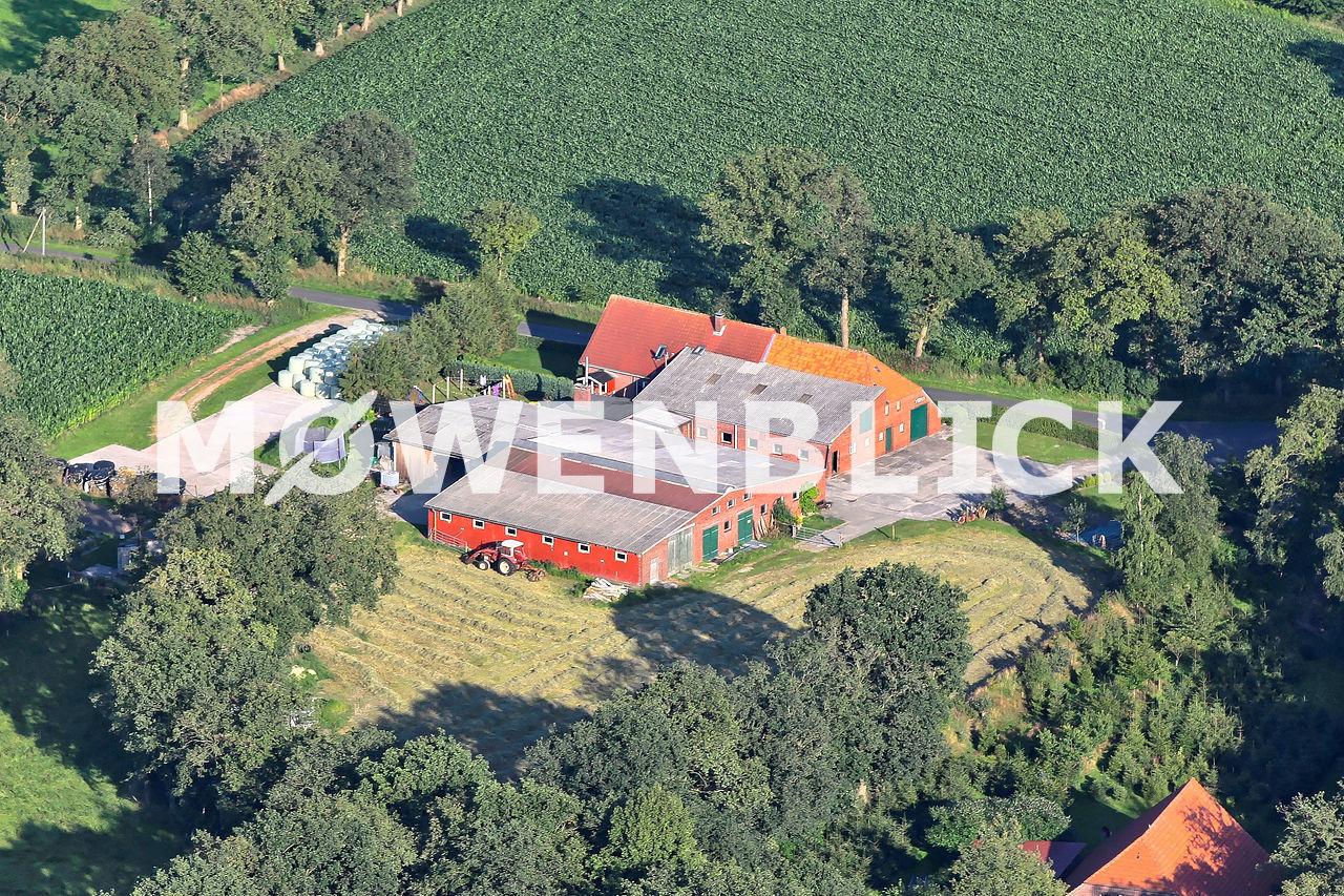 Hilmersburger Weg Luftbild