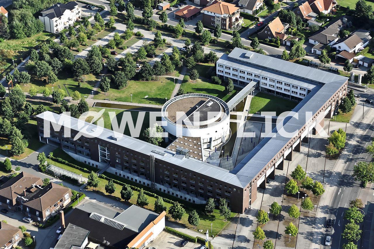 Kreisamt Luftbild