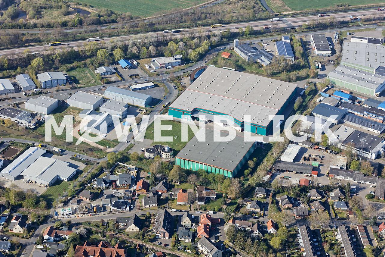 Kamininski GmbH Luftbild