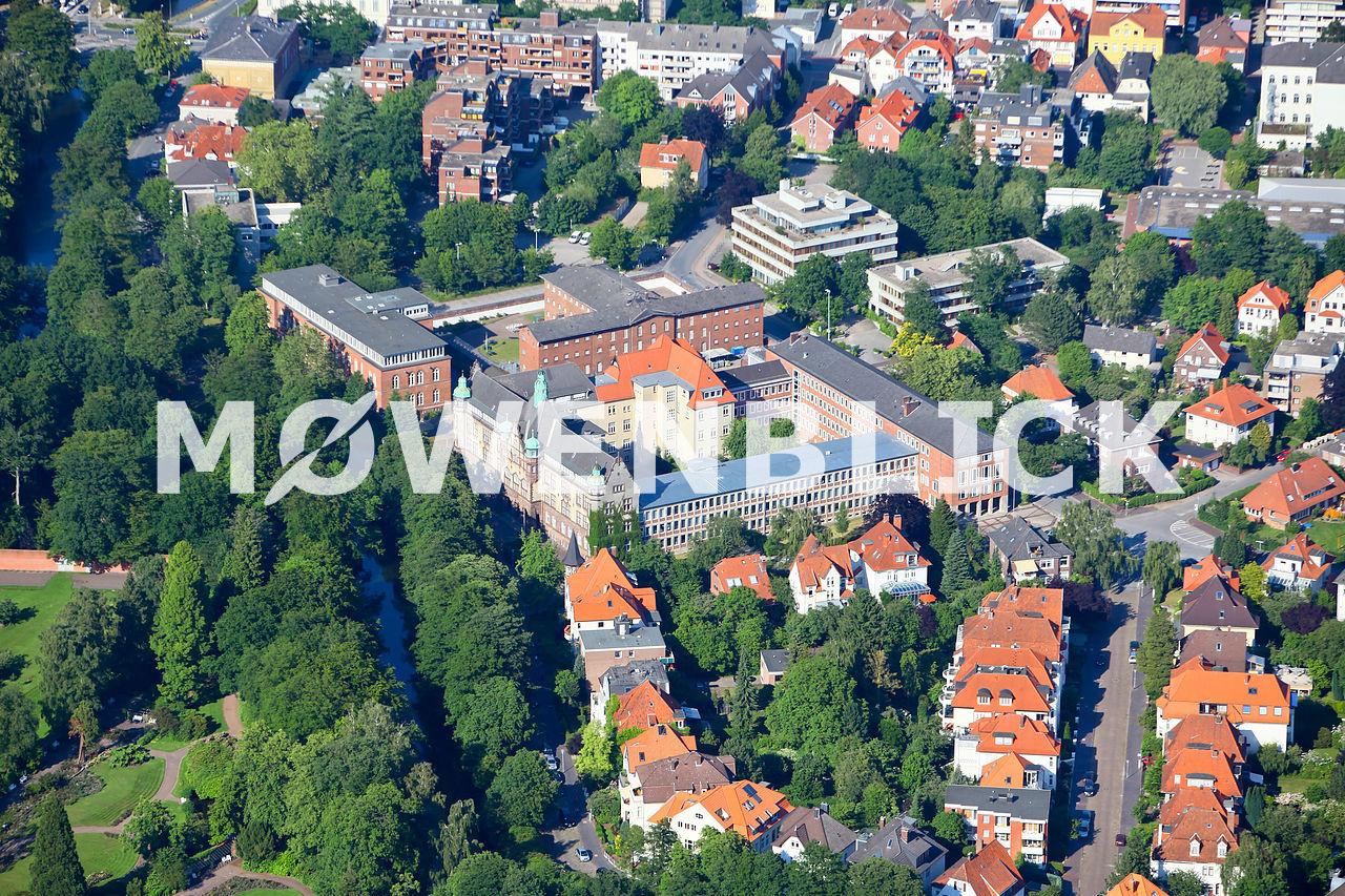Oberlandesgericht Luftbild
