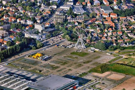 Kramermarkt Aufbau 2015