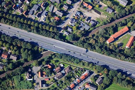 Autobahnbrücke A 293