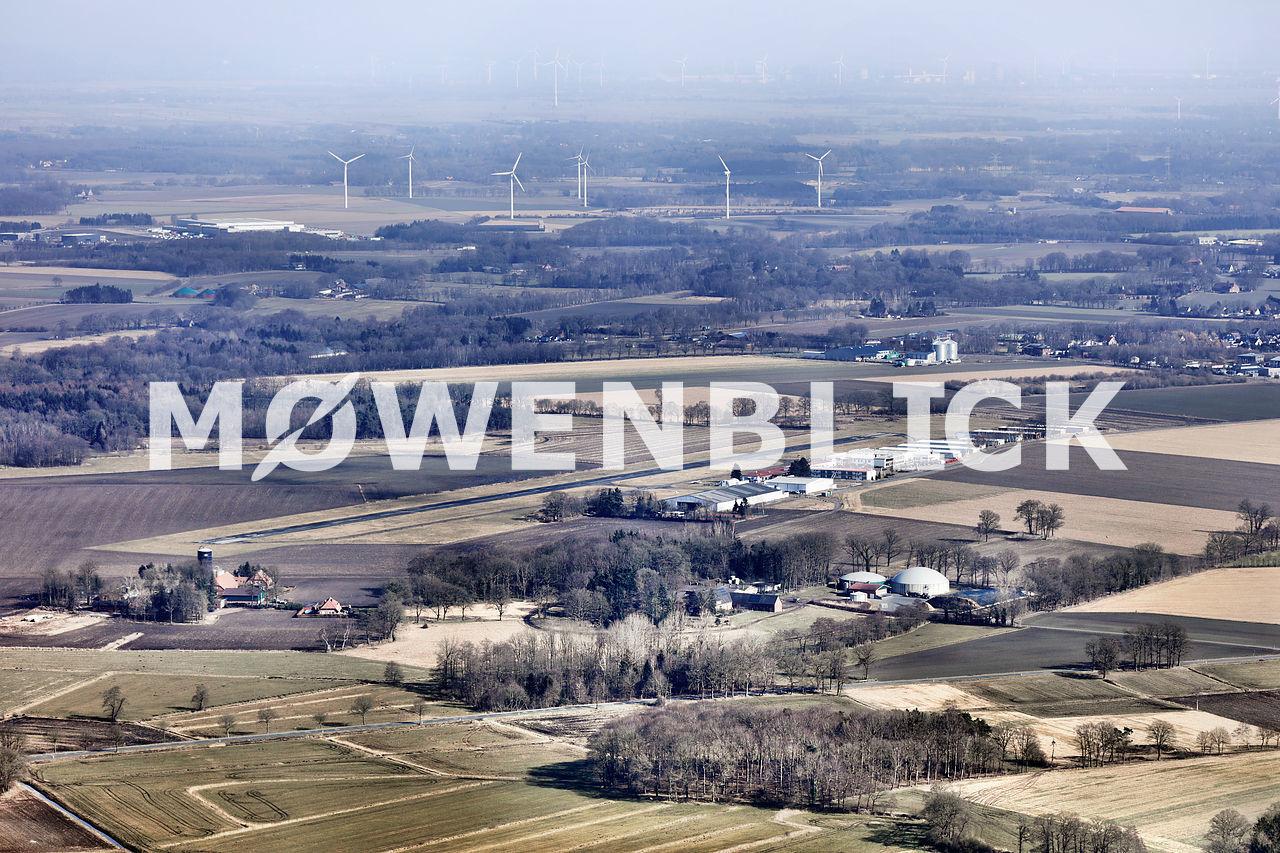 Atlas-Airfield Luftbild