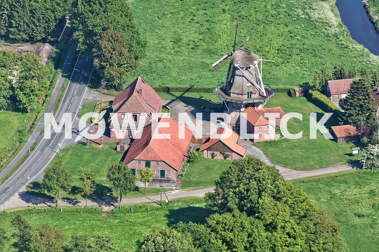 Zur Mühle Luftbild