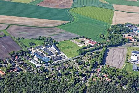 Luftaufnahme Jobcenter Landkreis
