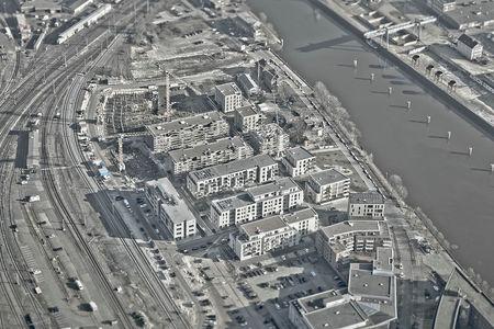 Hafenpromenade Alter Stadthafen