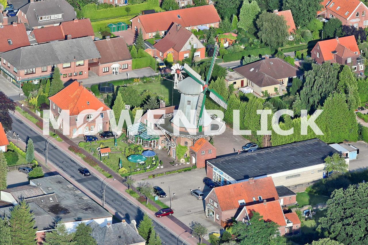 Suits Mühle Luftbild