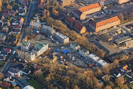 Donnerschwee Kaserne Hubschrauberlandeplatz