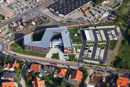 Luftaufnahme Alte Oldenburger