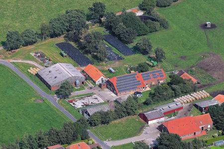 Luftaufnahme Wittmöhr