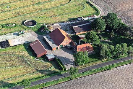 Luftaufnahme Zetel Neuenburg