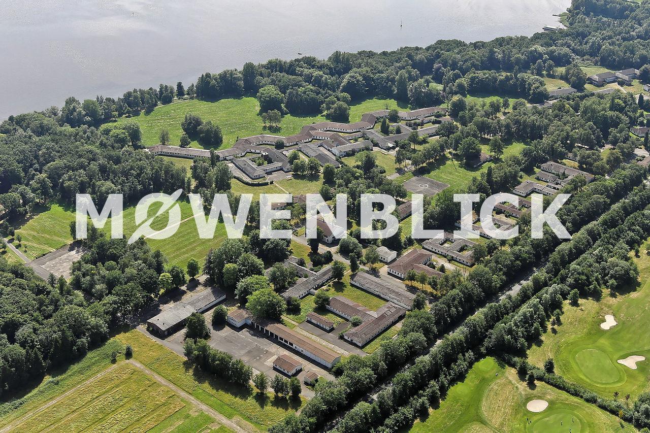 Bundeswehr Krankenhaus Bad Zwischenahn Luftbild