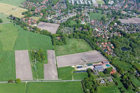 Luftaufnahme Baugebiet
