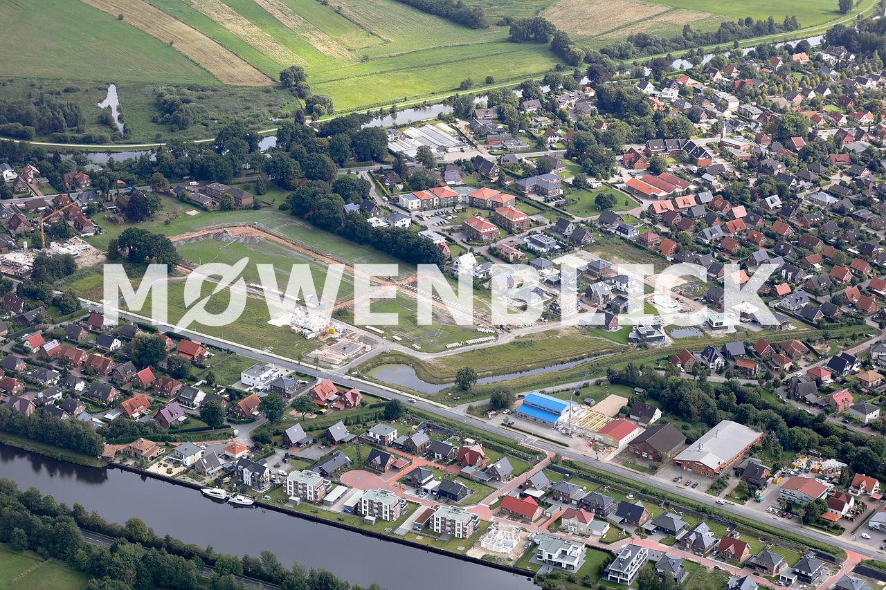 Beethovenweg Luftbild