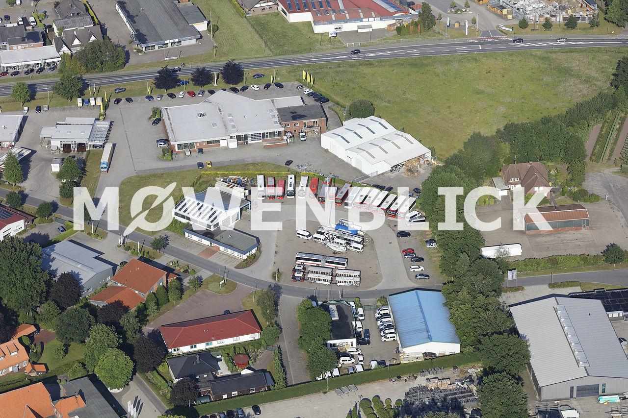 Im Doorgrund Luftbild