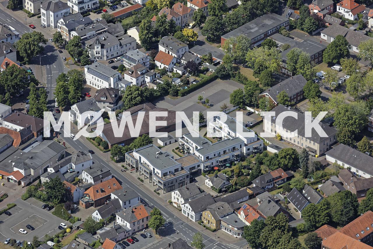 Oldenburgische Landesbank Luftbild