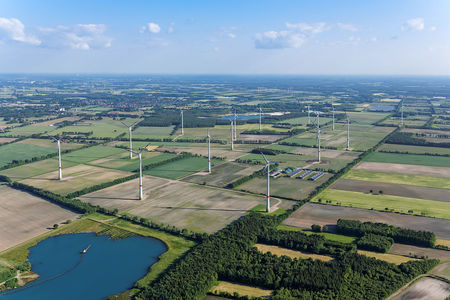 Windpark Kündelmoor