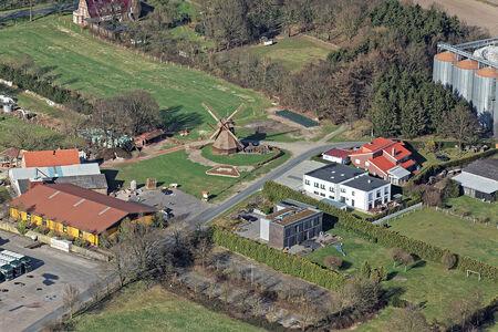 Luftaufnahme Gehlenberg