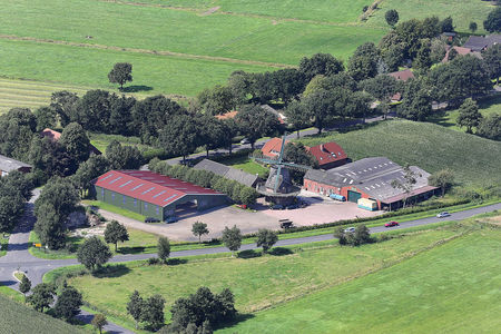 Luftaufnahme Ihlow Ihlowerfehn