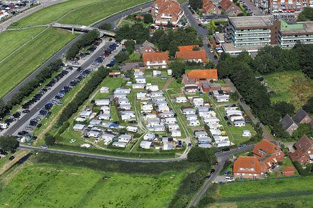 Luftaufnahme Campingplatz Taddigsweg