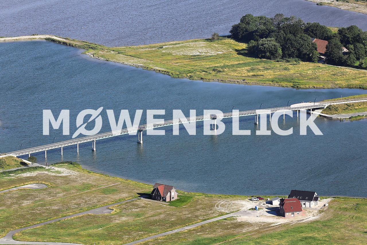 Brücke Luftbild