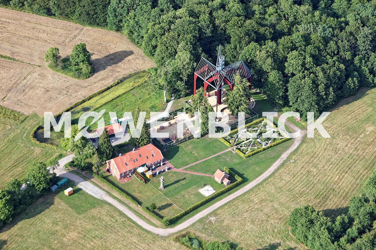Kloster Luftbild