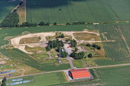 Luftaufnahme Nindorf