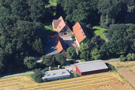 Luftaufnahme Amberger Straße