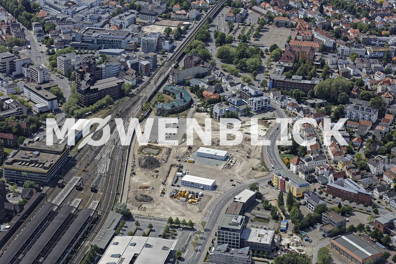 EWE Fläche Luftbild